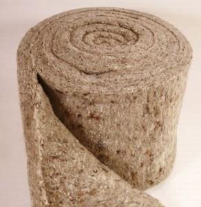 Rouleau de laine de mouton