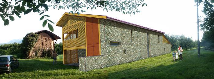 R novation avant apr s les travaux photos de la maison - Renovation grange en habitation ...