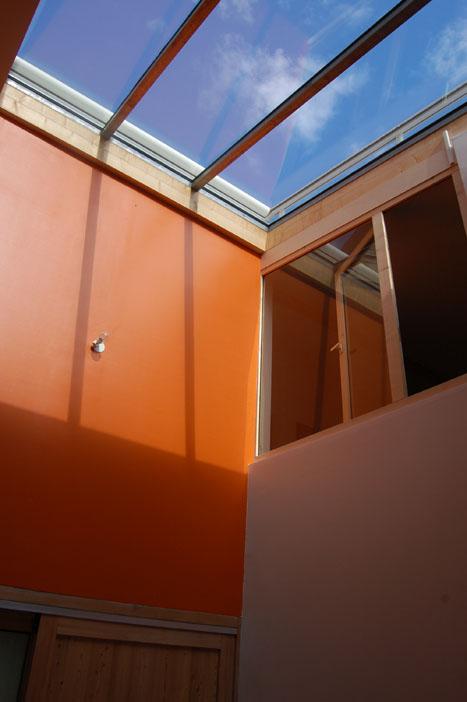r novation et extension d une maison de ville villeurbanne 69. Black Bedroom Furniture Sets. Home Design Ideas
