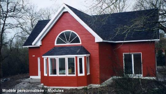 Maisons en kit bois contact maisons honka plan gratuit for Maison ossature bois 100m2