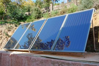 Maison modulaire bois hqe en autoconstuction ecokonzept - Panneau solaire maison ...