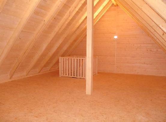 Maison en bois petit prix les maisons xe 60 000 tout compris - Amenager comble prix ...