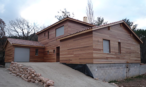 maison en bois 13