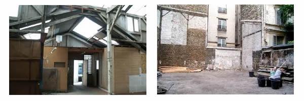 Transformation local commercial en habitation paris maison de ville en bois - Transformer un local commercial en habitation ...