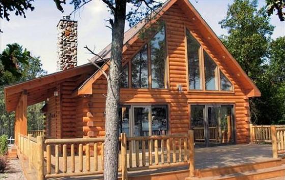 Maison Rondin Bois – Avie Home