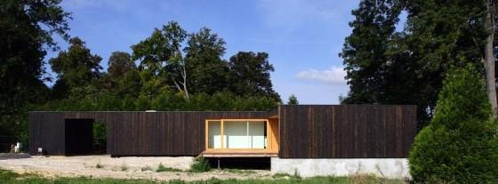 Construction d 39 une maison en bois et monomur 4 - Maison en bois plein pied ...