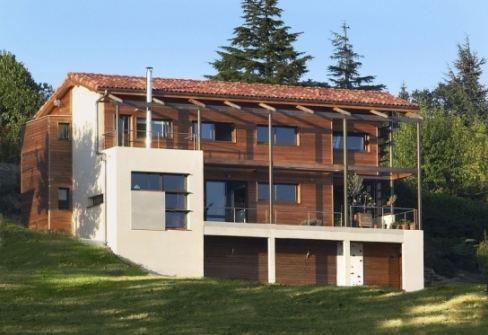 construction de maison en bois tradition bois