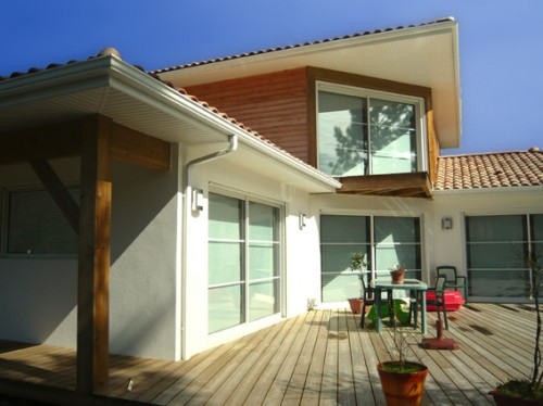 maison bois bbc et passive constructeur maison en bois passive et positive. Black Bedroom Furniture Sets. Home Design Ideas