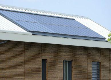 Panneaux solaires en toiture : production d'eau chaude et éléectricité