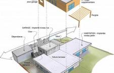 agrandir sa maison agrandissement extension sur l vation. Black Bedroom Furniture Sets. Home Design Ideas