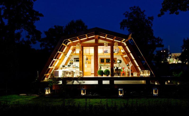Soleta : la maison bois passive