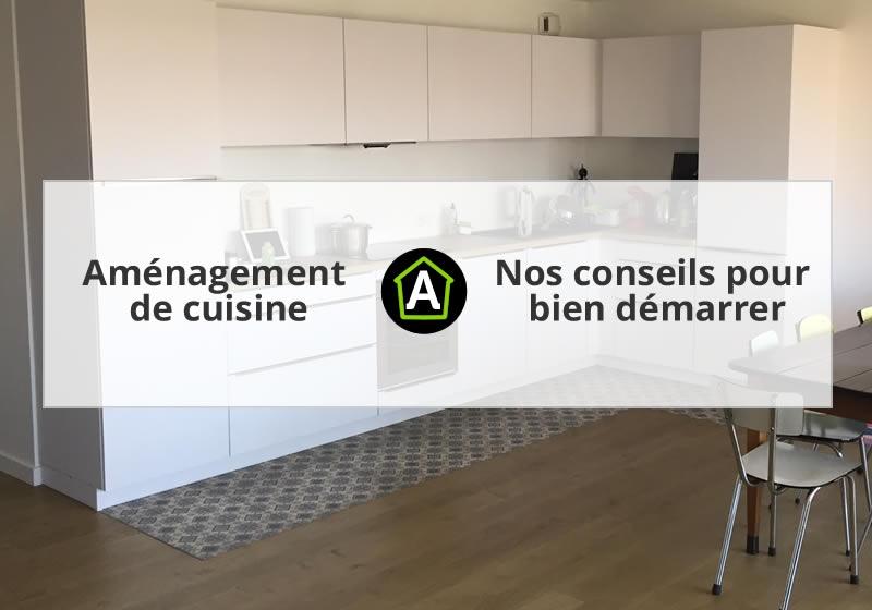 Amenagement cuisine : conseils pour un aménagement réussi