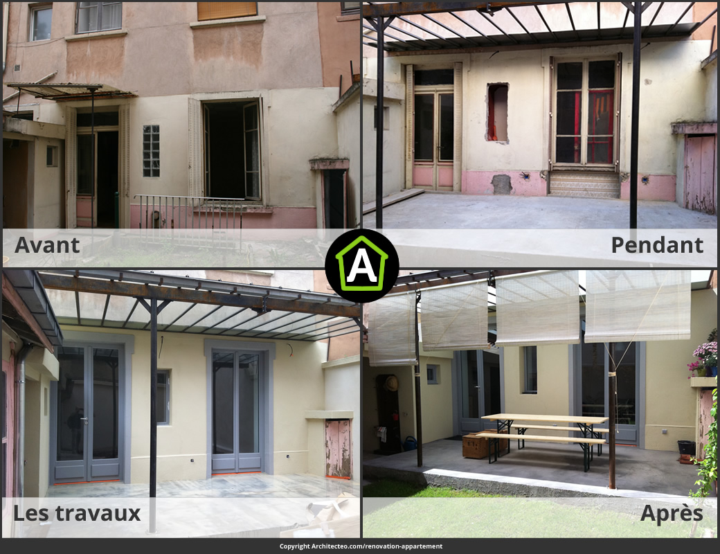 renovation appartement avant-apres